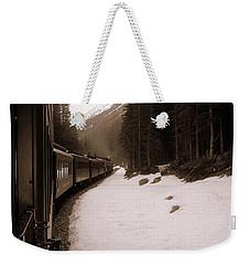 White Pass Railway Weekender Tote Bag