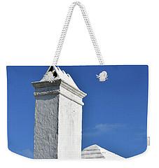 White Roof No. 6-1 Weekender Tote Bag