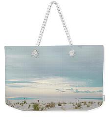 White Sands National Park Weekender Tote Bag