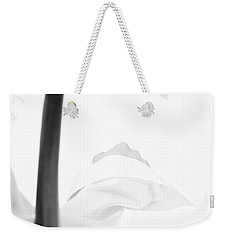 White Shirt #5578 Weekender Tote Bag
