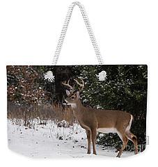 White-tailed Deer - 8904 Weekender Tote Bag