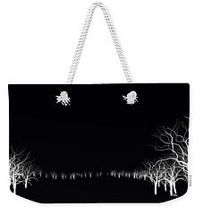 White Tree Weekender Tote Bag