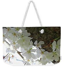 Dogwood Branch Weekender Tote Bag