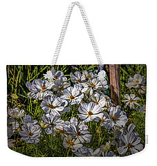 Weekender Tote Bag featuring the photograph White, White, White #h8 by Leif Sohlman