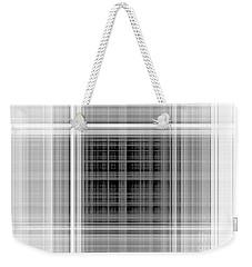 White Windows Weekender Tote Bag