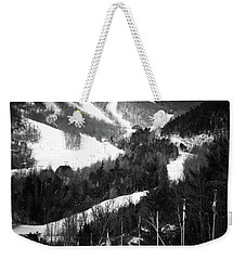 Whiteface Mountain Weekender Tote Bag