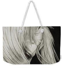 Whitefall Weekender Tote Bag