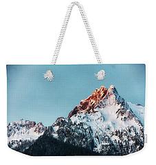 Whitehorse Sunrise Weekender Tote Bag