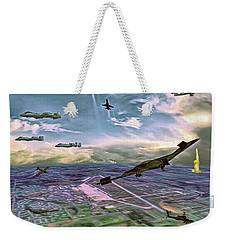 Whiteman Air Force Base Weekender Tote Bag