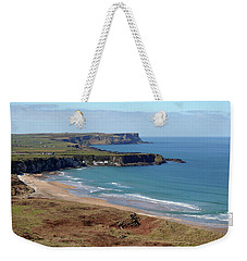 Whitepark Bay And Portbraddon Weekender Tote Bag