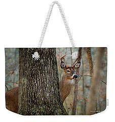 Whitetail #31 Weekender Tote Bag
