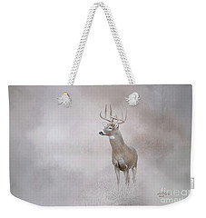 Whitetail Deer Weekender Tote Bag