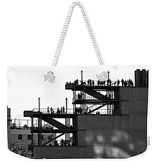 Whitney Silhouettes Weekender Tote Bag