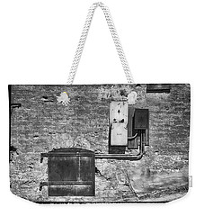 Whitwhouse Wall Rand Weekender Tote Bag by Hugh Smith