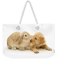 Who Ate All The Carrots Weekender Tote Bag