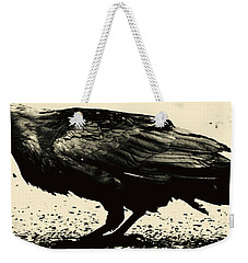 Who Calling Weekender Tote Bag by Jerry Cordeiro