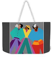 Who Dat Say Weekender Tote Bag