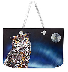 Who Doesn't Love The Night Weekender Tote Bag