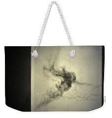 Who Follows You Weekender Tote Bag by Mark Ross