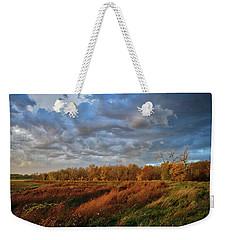 Who Has Seen The Wind? Weekender Tote Bag