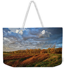 Who Has Seen The Wind? Weekender Tote Bag