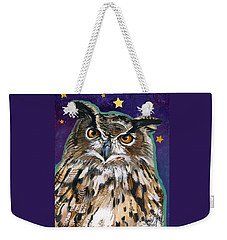 Who Weekender Tote Bag