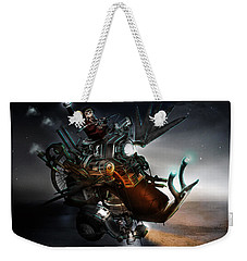 Who Knew What Snails Can Do Weekender Tote Bag