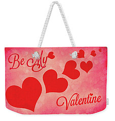 Whole Lotta Love Weekender Tote Bag by Iryna Goodall