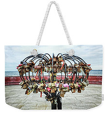 Whole Lotta Love Weekender Tote Bag