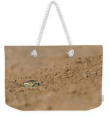 Whozat Weekender Tote Bag