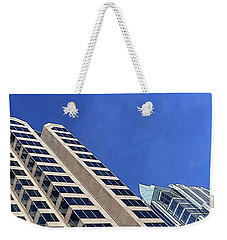 #whppatterns, #bluesky And Weekender Tote Bag