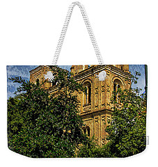 Weekender Tote Bag featuring the photograph Why Do I Live Here? II by Al Bourassa