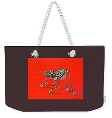 Why Hop? Weekender Tote Bag