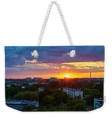 Why Weekender Tote Bag