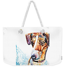Why The Long Face? Weekender Tote Bag