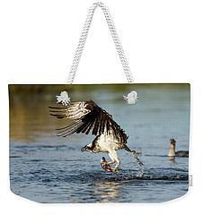 Wicked Osprey Weekender Tote Bag