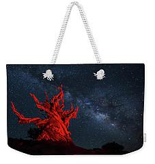 Wicked Weekender Tote Bag by Tassanee Angiolillo