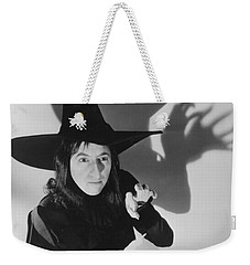 Wicked Witch Of The West Weekender Tote Bag by Granger