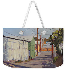 Wickenburg Alley Cats Weekender Tote Bag