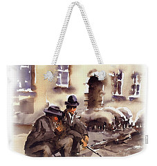 Wicklow  Rathdrum......bygone Market Weekender Tote Bag