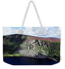 Wicklow Mountains In Ireland Weekender Tote Bag