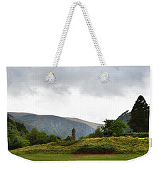 Wicklow Mountains Weekender Tote Bag by Terence Davis