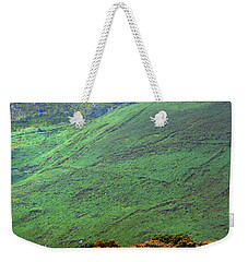 Weekender Tote Bag featuring the photograph Wicklow Pastoral by Jenny Rainbow