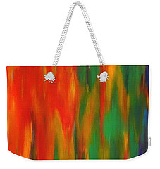 Wide Awake Weekender Tote Bag