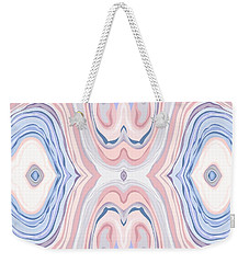 Wide Eyed Tribbing Vulgaris Vulvas Weekender Tote Bag