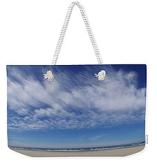 Wide Open Horizon Weekender Tote Bag