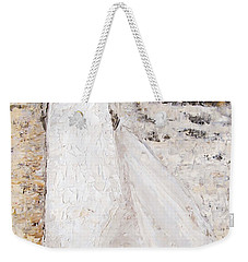 Out On The Wiley Windy Moors Weekender Tote Bag