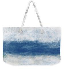 Wide Open Ocean- Art By Linda Woods Weekender Tote Bag