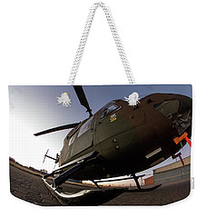 Weekender Tote Bag featuring the photograph Wide by Paul Job