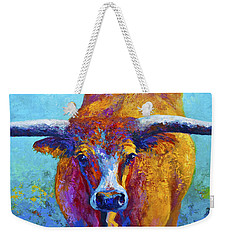 Widespread - Texas Longhorn Weekender Tote Bag